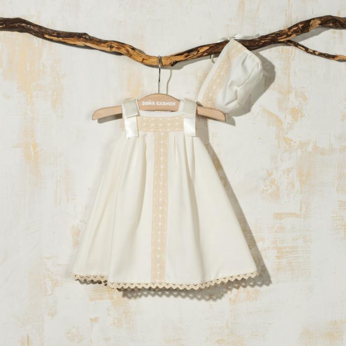 BABY DRESS CAMELA
