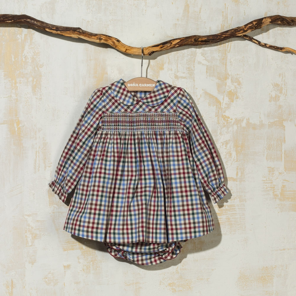 DRESS WITH KNICKERS VINILO