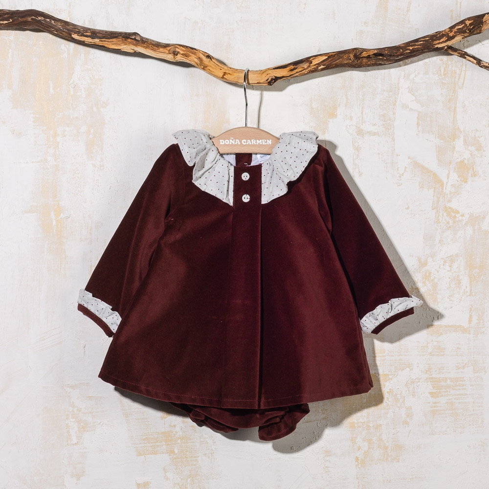 DRESS WITH KNICKERS TER