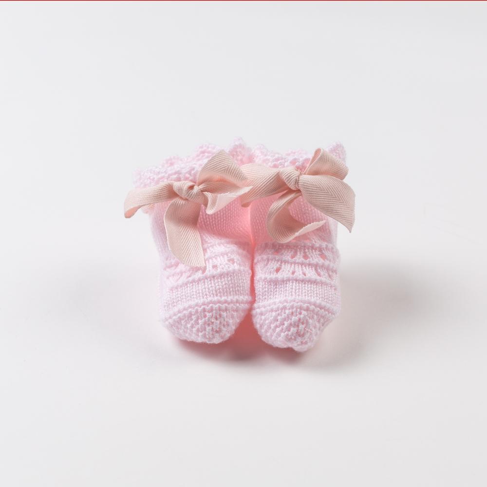 PINK BABY BOOTIES TEIDE