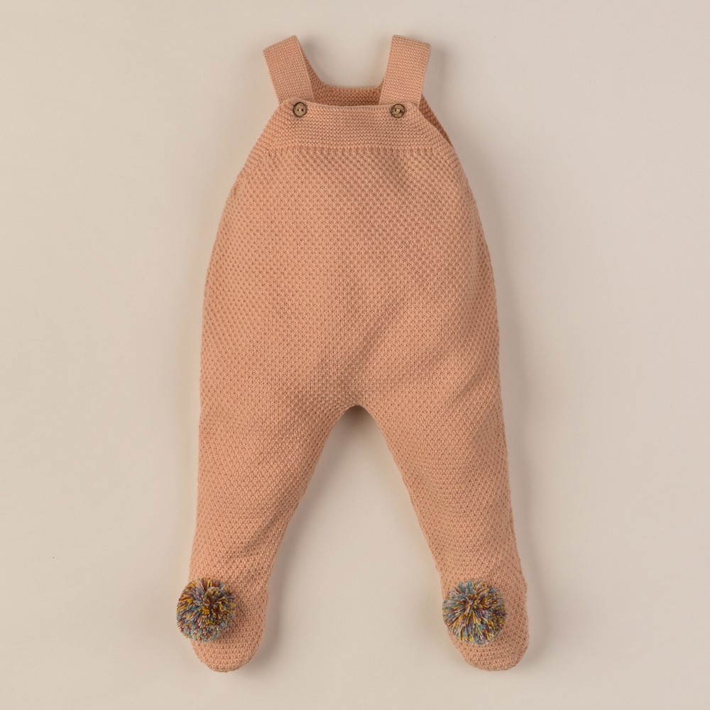 PINK FOOTED PANTS MULTI
