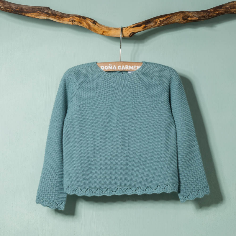 WOOLEN SWEATER  LIBRO