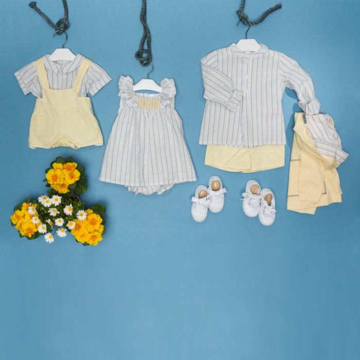 Conjuntos para bebe, niño y niña Dona Carmen
